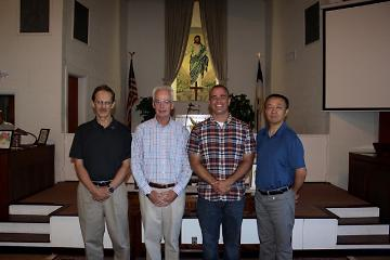 JohnMickner,JMoll,DougJones, John Wang,8.15.16