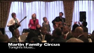 Martin Family Circus - 3rd Song