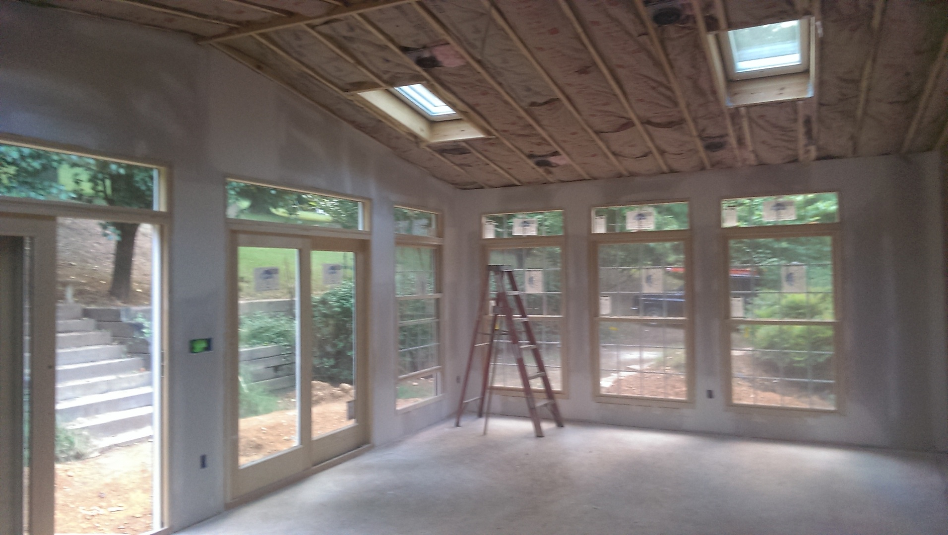 How To Install Polystyrene Sheet Insulation Sunroom