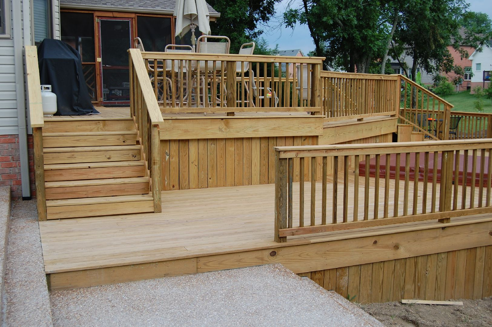 Joe M Staub Building Group Decks Sun Rooms Porches