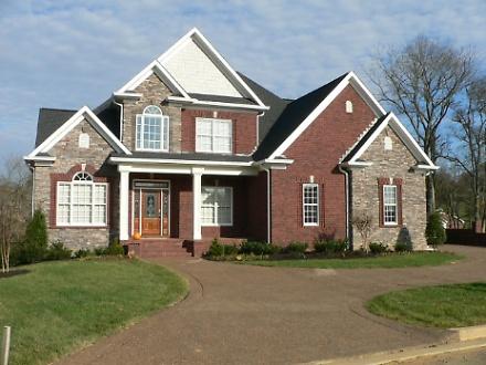 Custom Home with Basement