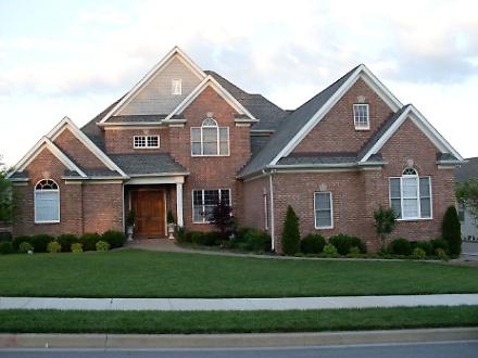 Custom Home by Donald Gardner