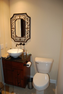 Renovated Guest Bathroom