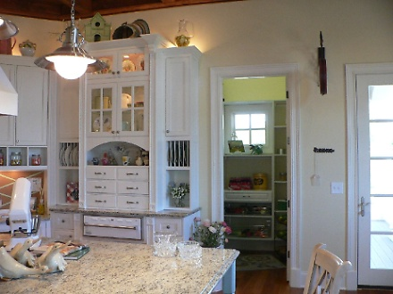 Gourmet Kitchen with Pantry