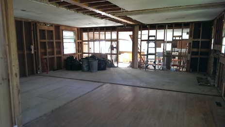 New Open Plan Layout