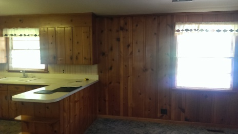 Before of Kitchen Nook