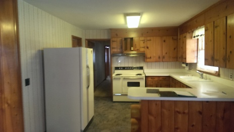 Before of Kitchen