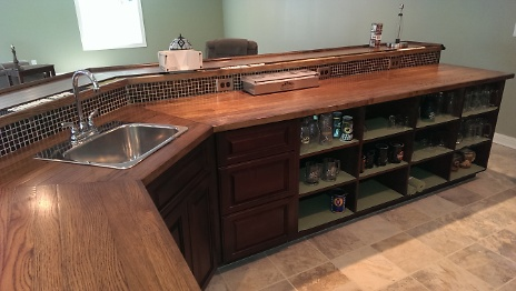 Finished Bar