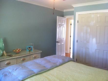 Renovated Bedroom Beach Colors
