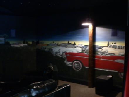 Drive Inn Movie Theater