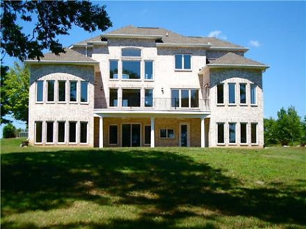 Lakefront Living - Custom Home