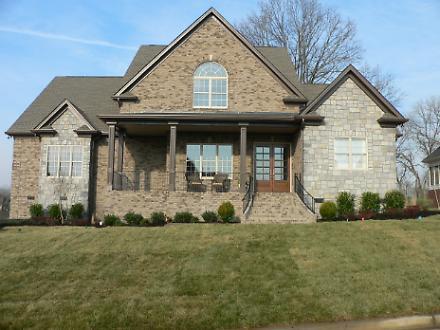 Custom Home - Hendersonville TN