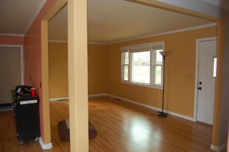 Before - Living Room