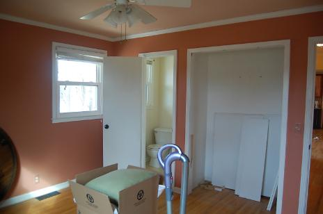 Before - Room