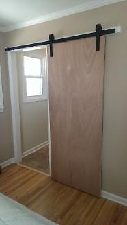 After - New Doorway