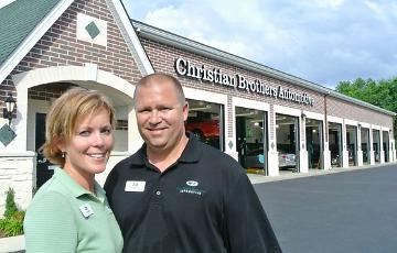 Matt Rucks, Owner, Christian Brothers Automotive